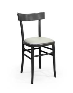 Sedia imbottita per bar e ristoranti modello 876/A
