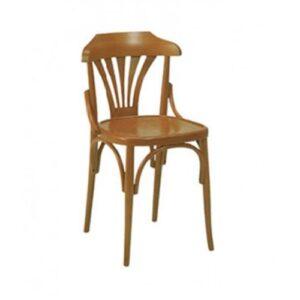 Sedia in stile vintage modello 1109