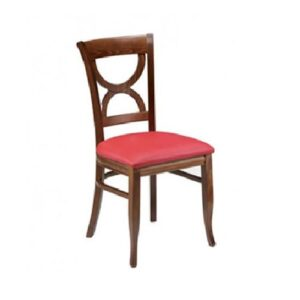 Model 356 chair in matching style