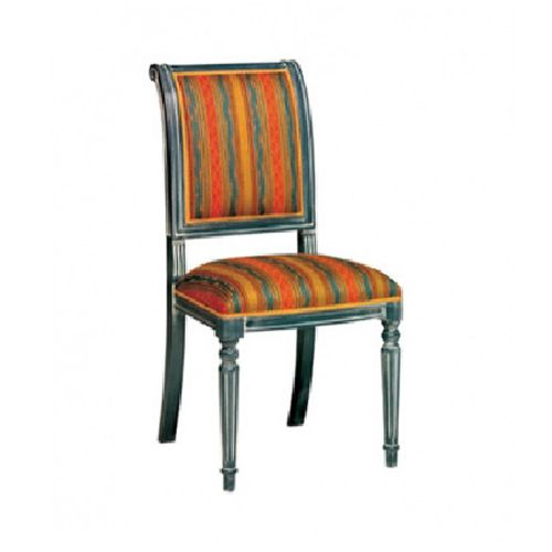 Model 406 chair in matching style