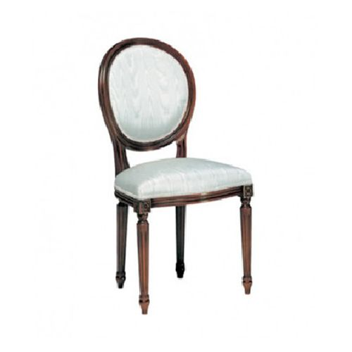 Model 407 chair in matching style