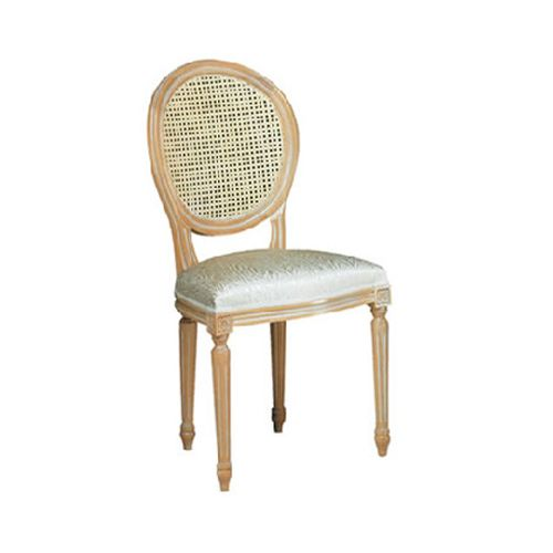 Model 413 chair in matching style
