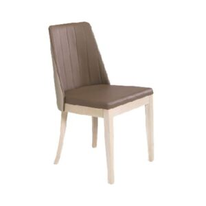 Model 858 chair in matching style