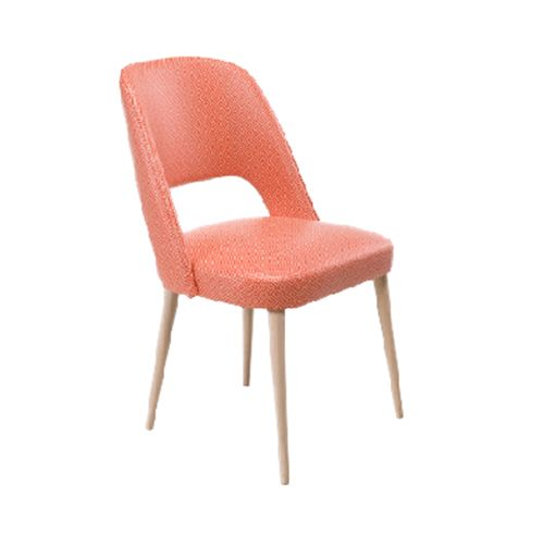 Model 859 chair in matching style