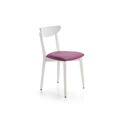 Sedia in stile moderno modello 871