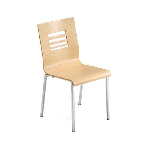 Sedia in stile moderno modello 957