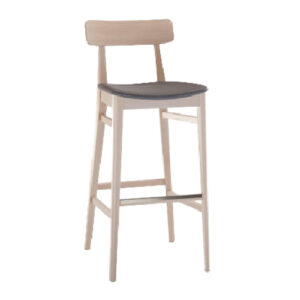 Model 866 stool in classic style
