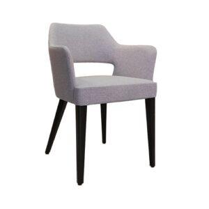 Model 887 armchair in modern style