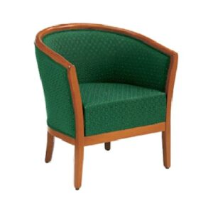 Model 218 armchair in style