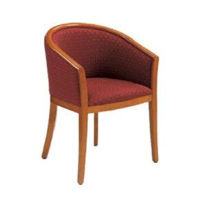 Model 219 armchair in style