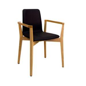 Model 864 armchair in modern style