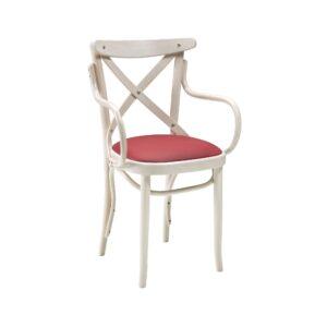 Sedia in stile vintage modello 878