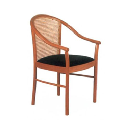 Model 1408 Canna armchair in modern style