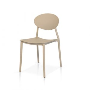 Sedia in stile moderno modello 971