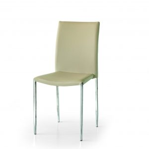 Sedia in stile moderno modello 665
