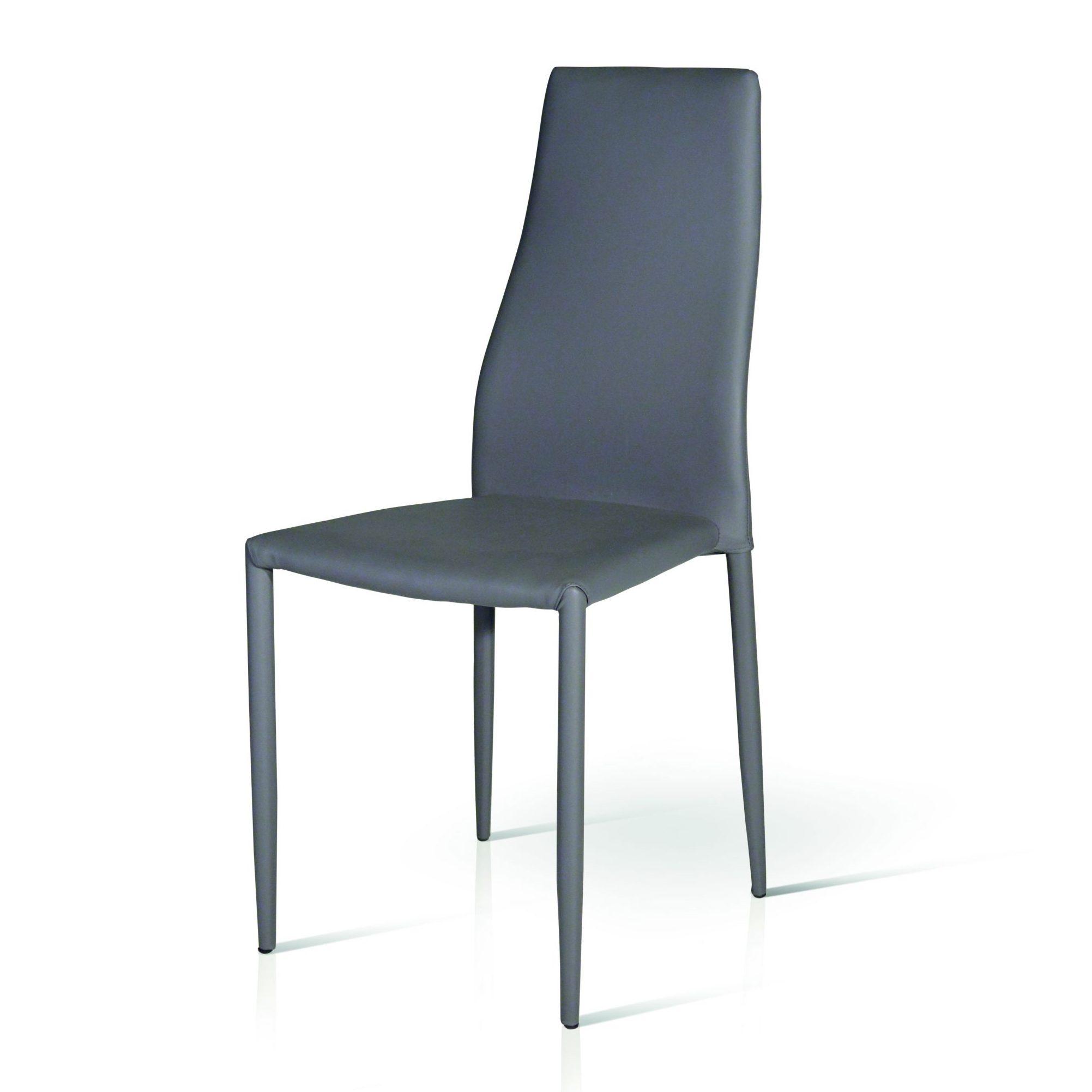 Sedia in stile moderno modello 696
